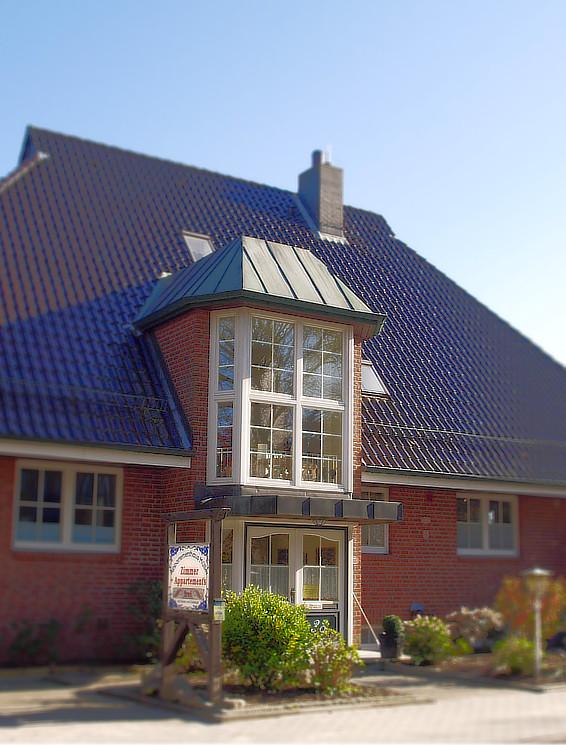 Appartementhaus Müller Front